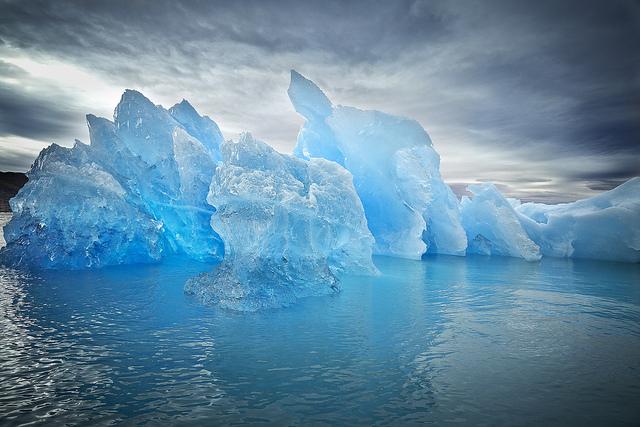 Blue Ice Greenland