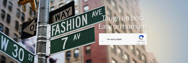 Photograph – screen shot taken from the Google recatcha page